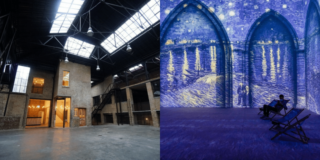 London's Upcoming Van Gogh Exhibit Will Take Over A Stunning Victorian Stable Building In Spitalfields