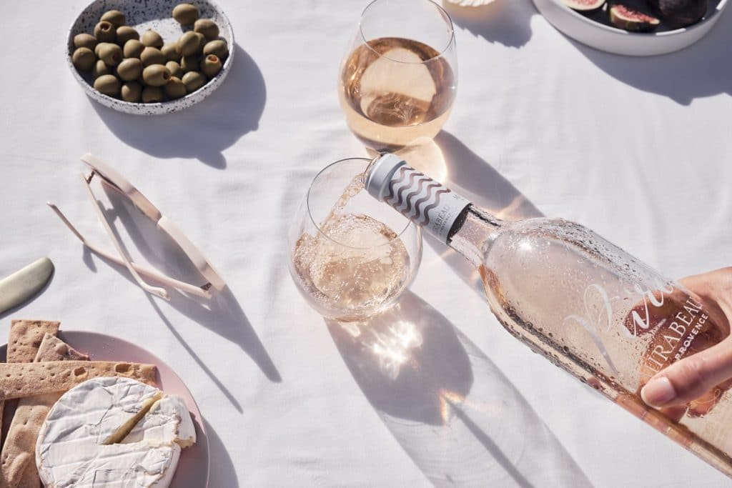 A rosé festival is coming to Covent Garden