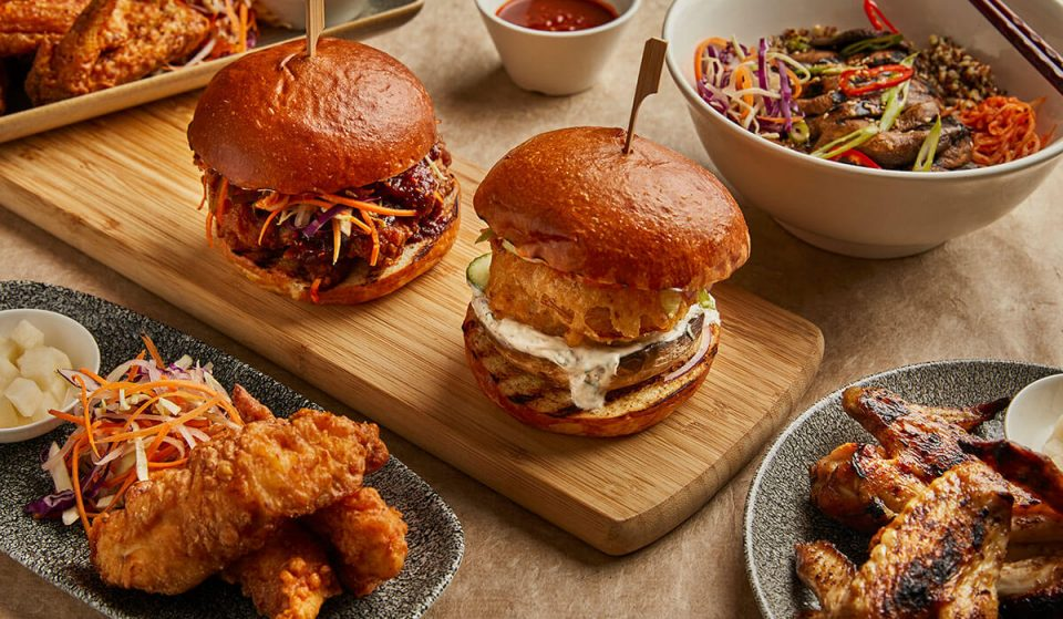 A Brand New Korean Fried Chicken Restaurant Has Opened In Canary Wharf • Seoul Bird