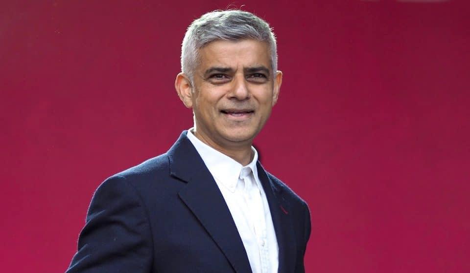 Sadiq Khan Has Been Re-Elected As Mayor Of London