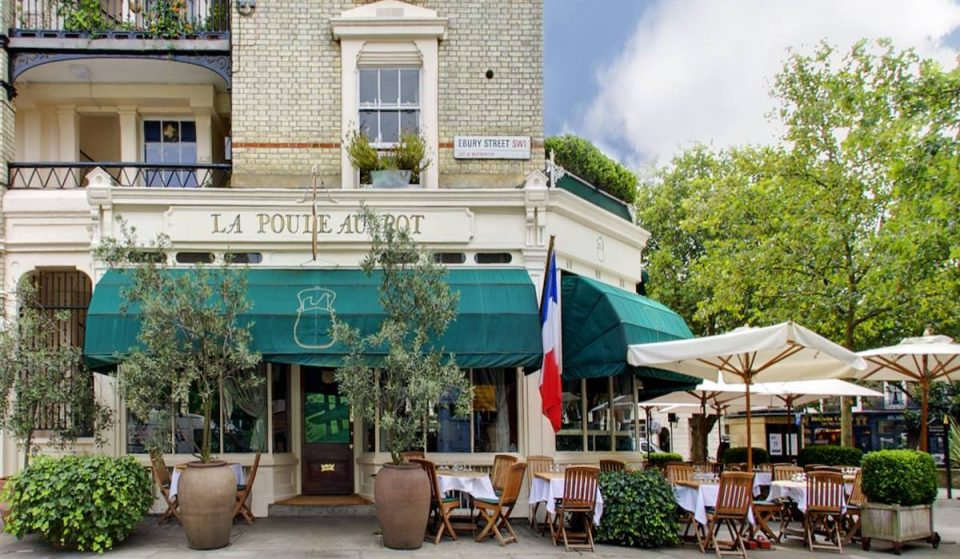 Where To Get Authentic French Food In London, According To French Londoners