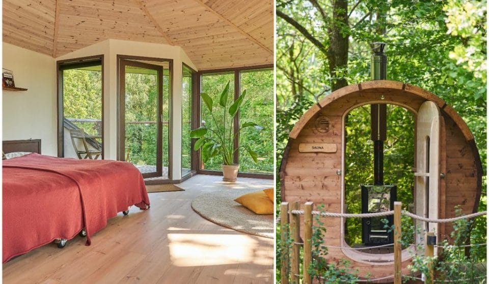 You Can Sleep Amidst Nature At This Luxurious Treehouse Pad In Denmark