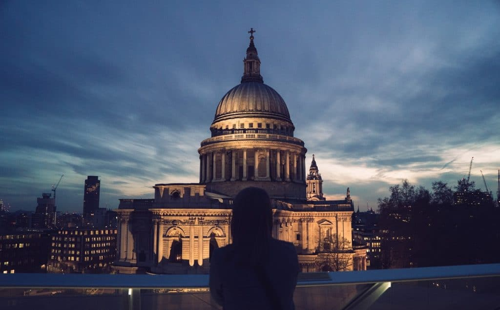 St Paul's Cathedral closure