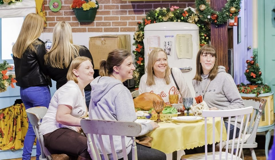 FriendsFest Is Returning To London With A Festive Edition