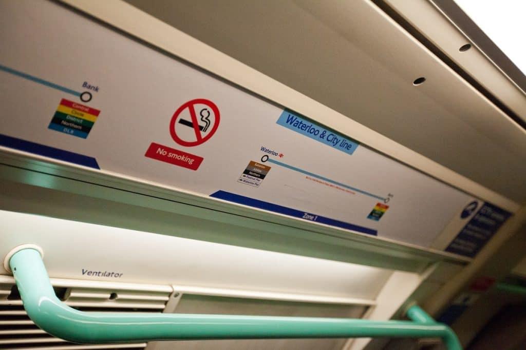 Waterloo & City line