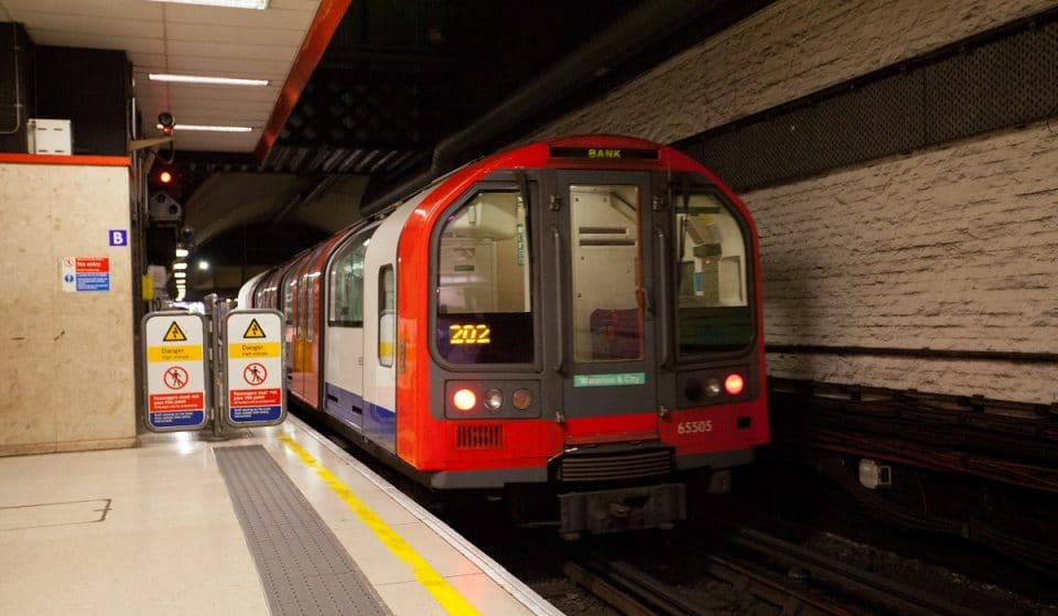 The Waterloo & City Line Has Reopened To The Public, Two Weeks Ahead Of Schedule