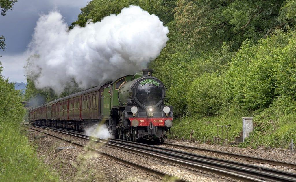 Steam Dreams Rail