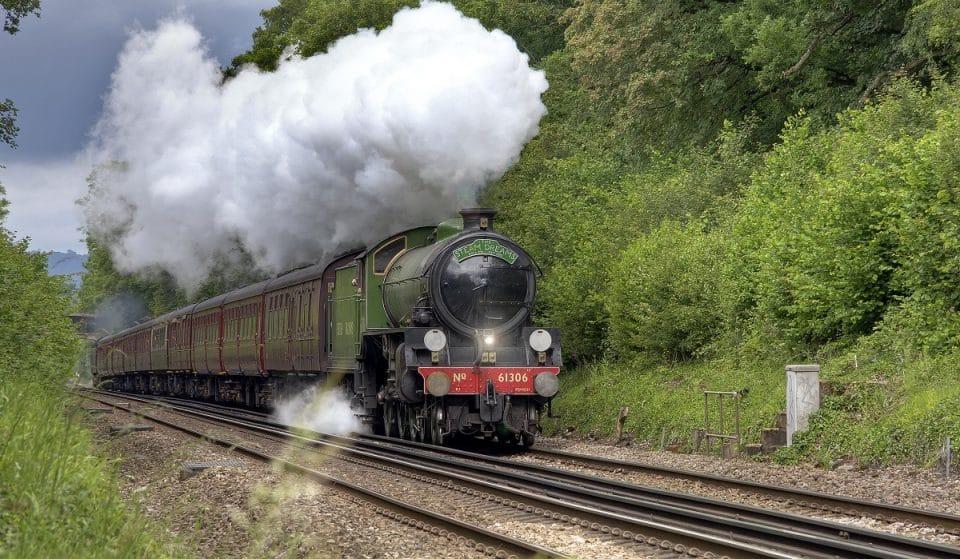 Take An Unforgettable Trip Aboard A Vintage Steam Train This Summer