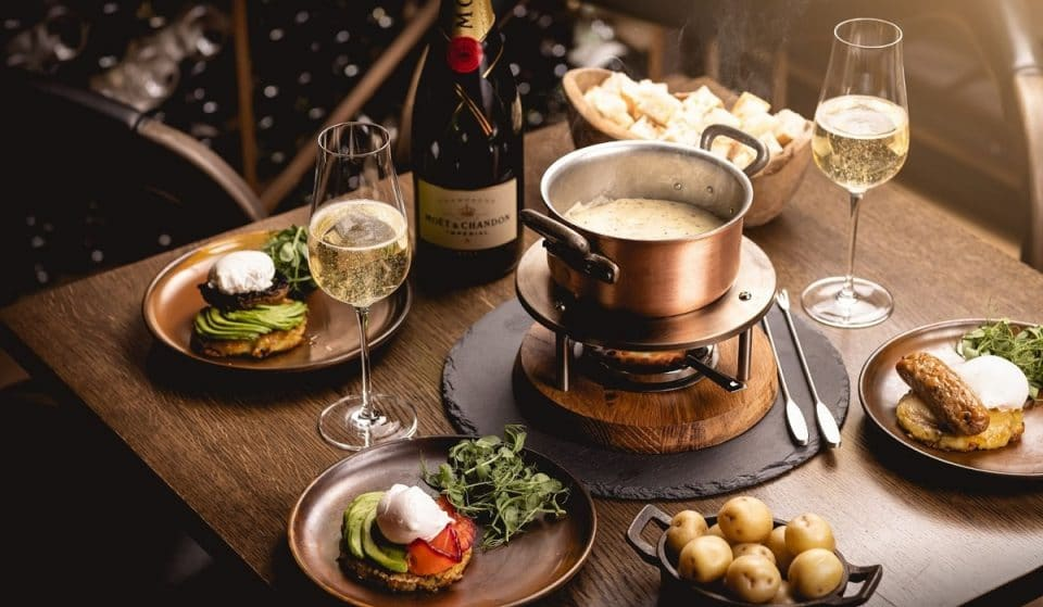 Treat Yourself To A Luxury Fondue Brunch At This Smashing Soho Restaurant