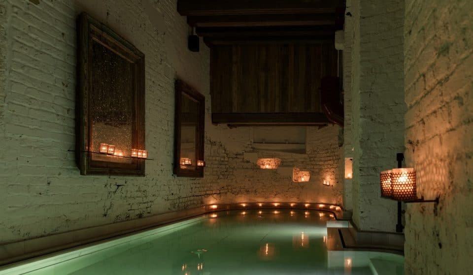 The Luxury London Bathhouse With Its Own Red Wine Spa • AIRE Ancient Baths