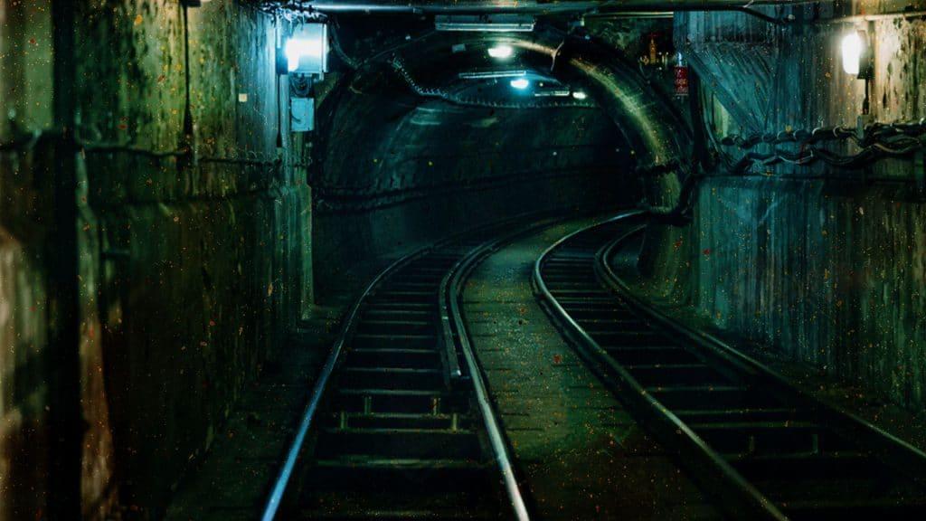 Murder on the Underground