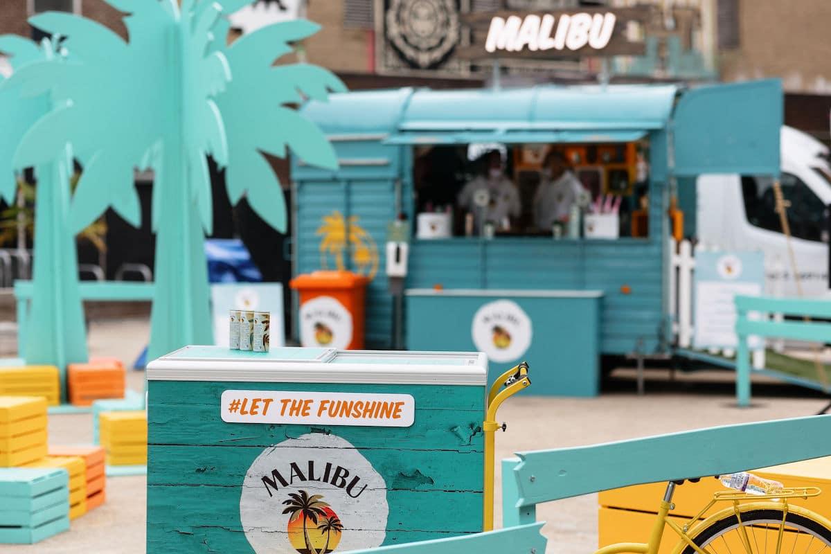malibu summer pop-up