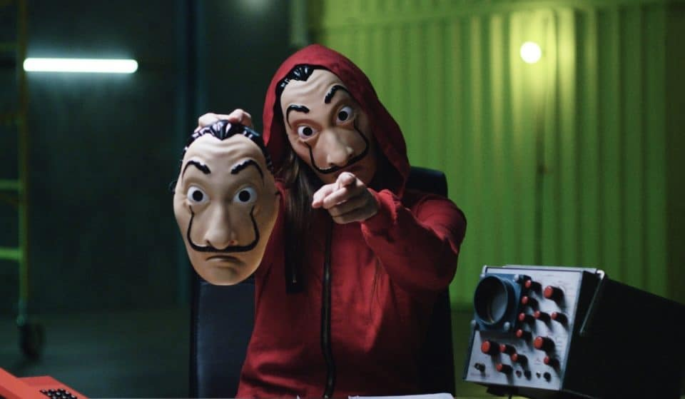 An Immersive 'Money Heist' Experience Is Coming To London This Year