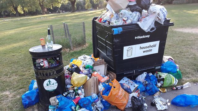 An Alcohol Ban In London Fields Has Been Proposed To Tackle Antisocial Behaviour