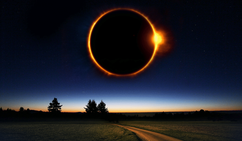 A 'Ring Of Fire' Solar Eclipse Will Grace UK Skies This Week