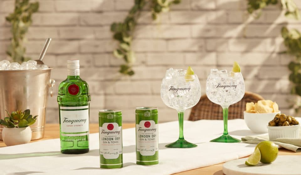 7 Ways To Experience The Very Best Of London With Tanqueray