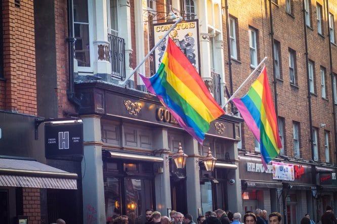 the best lgbtq+ bars in London