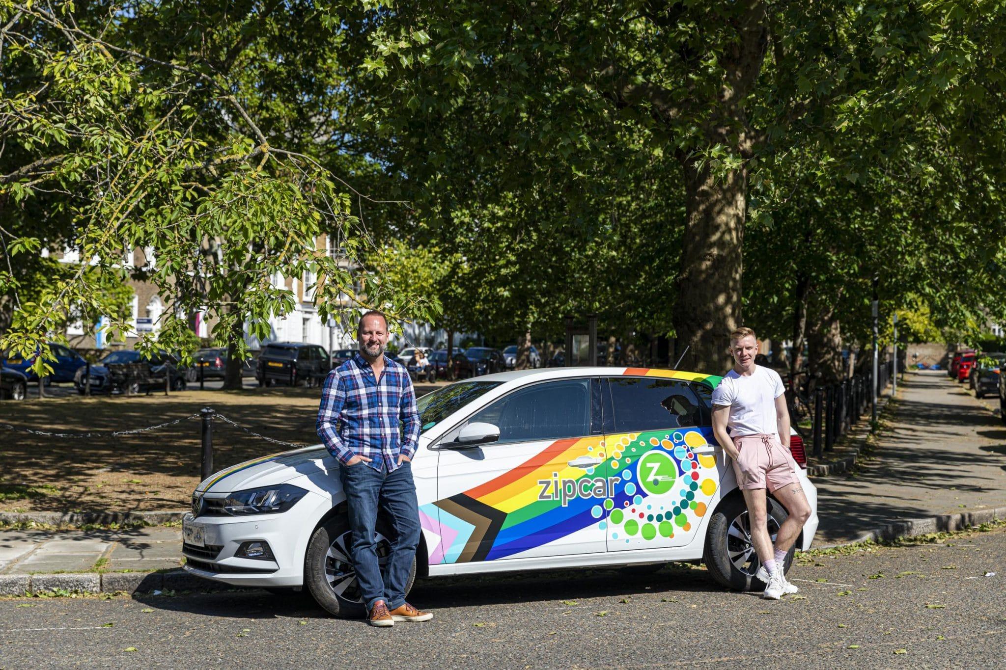 zipcar pride