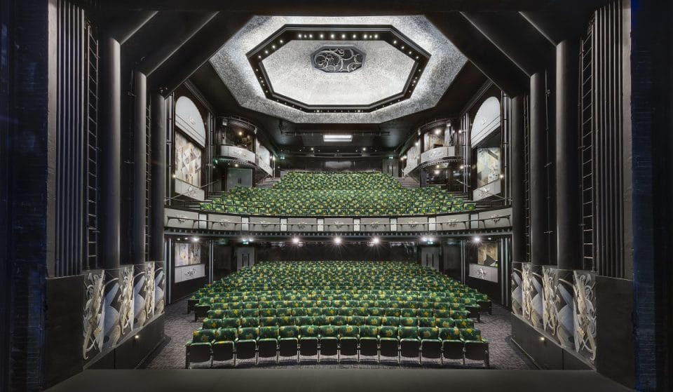 The West End's Beautifully Restored Trafalgar Theatre Has Reopened