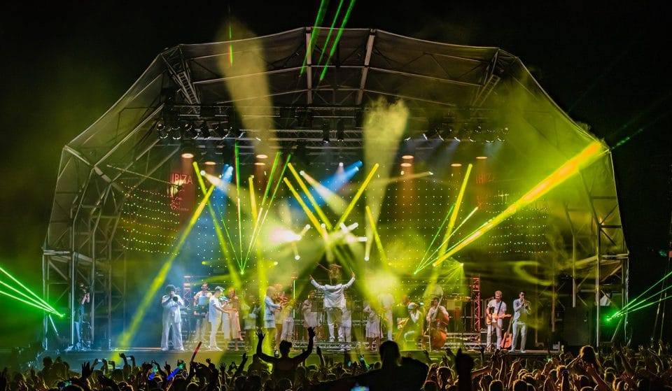Enjoy An Ice-Cold San Miguel And Classic Ibiza Anthems At These Epic Concerts
