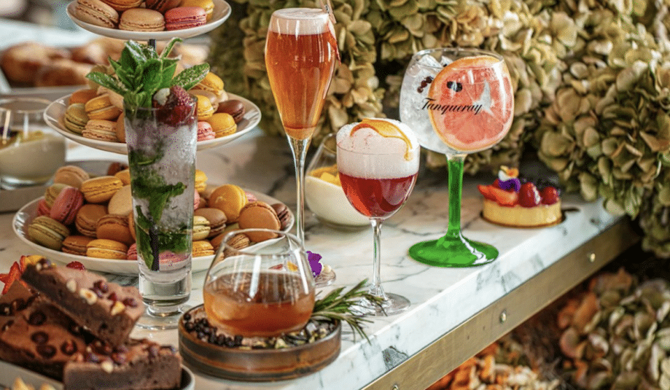 These Are The 6 Best Places In London To Enjoy A Tanqueray Cocktail