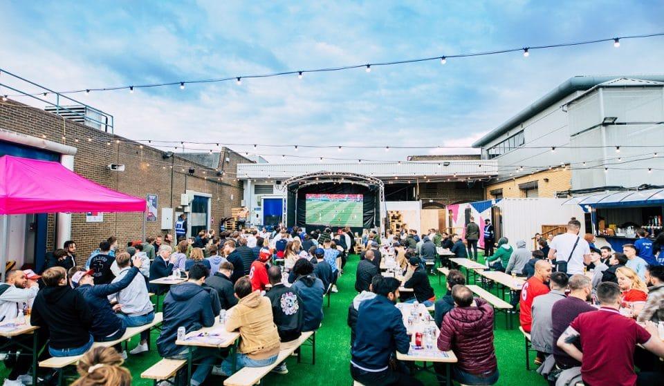 North London's Biggest Beer Garden Has Just Opened In Kentish Town