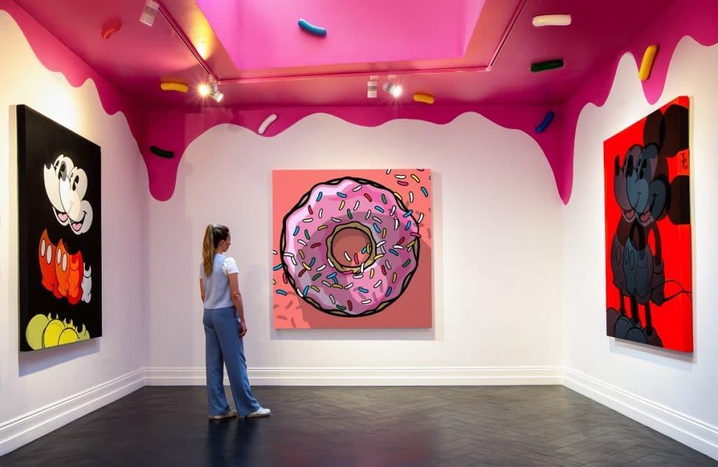 Villainy at Maddox Gallery, Mayfair