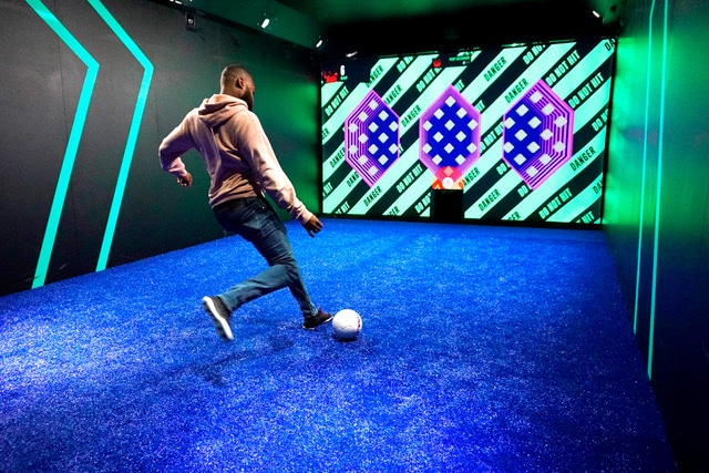 The UK's First Immersive Football Bar And Restaurant Is Opening In London This July • TOCA Social