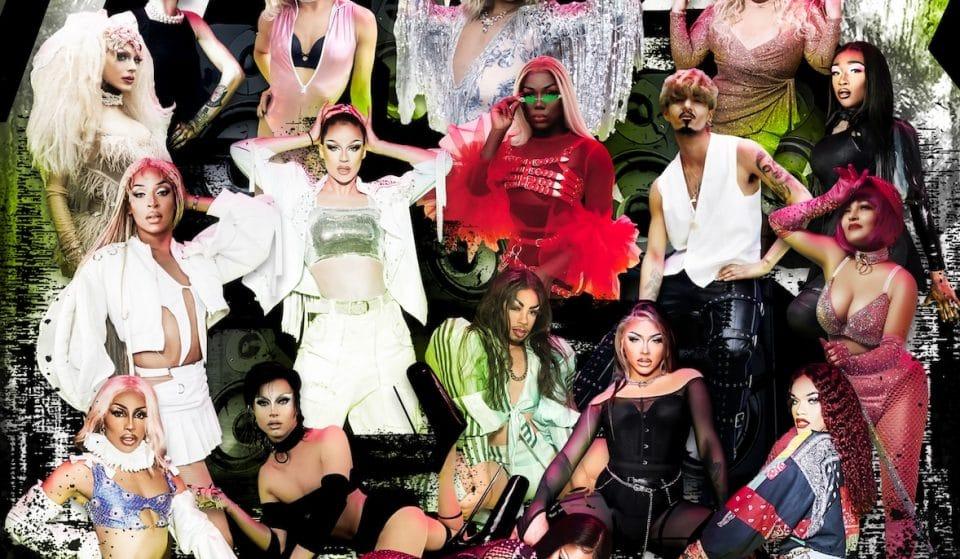 The UK's Biggest Drag Brunch Is Hitting London This September