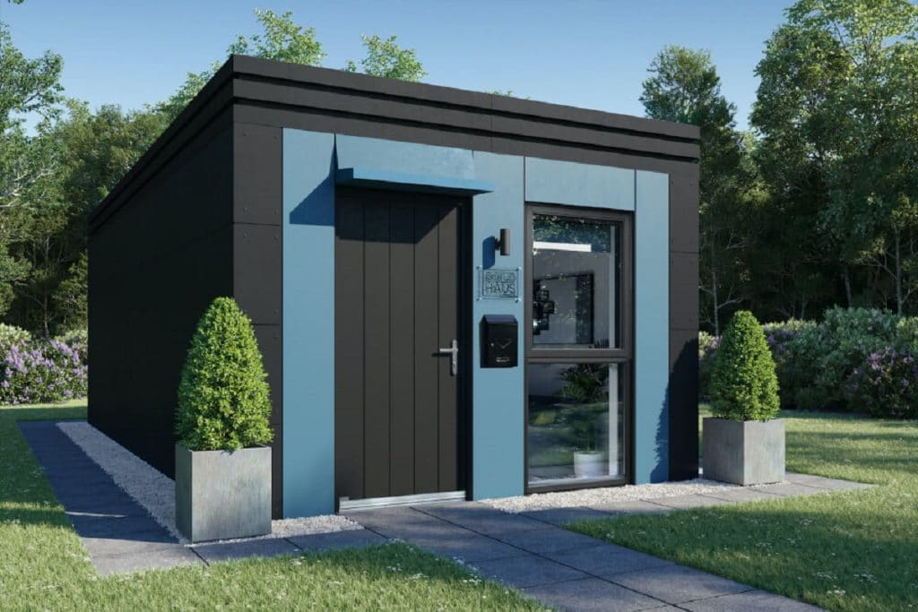 pod homes are being built to tackle the homelessness crisis