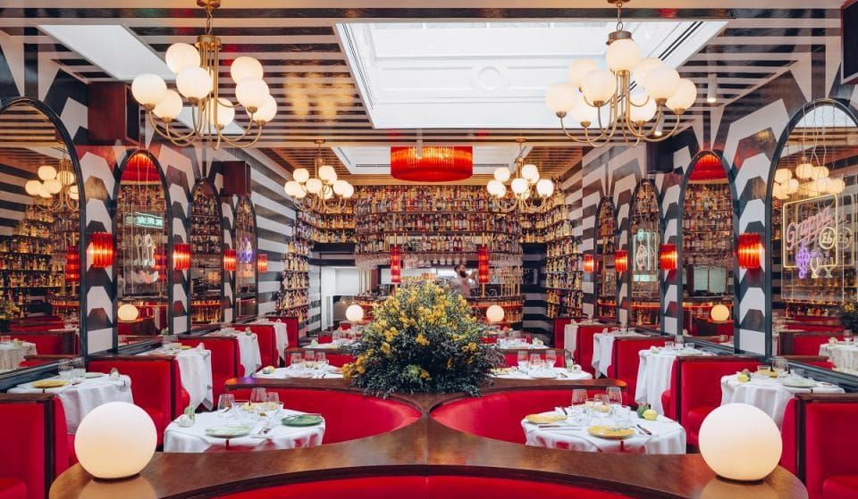 A Huge New Italian Restaurant Has Just Opened In Covent Garden