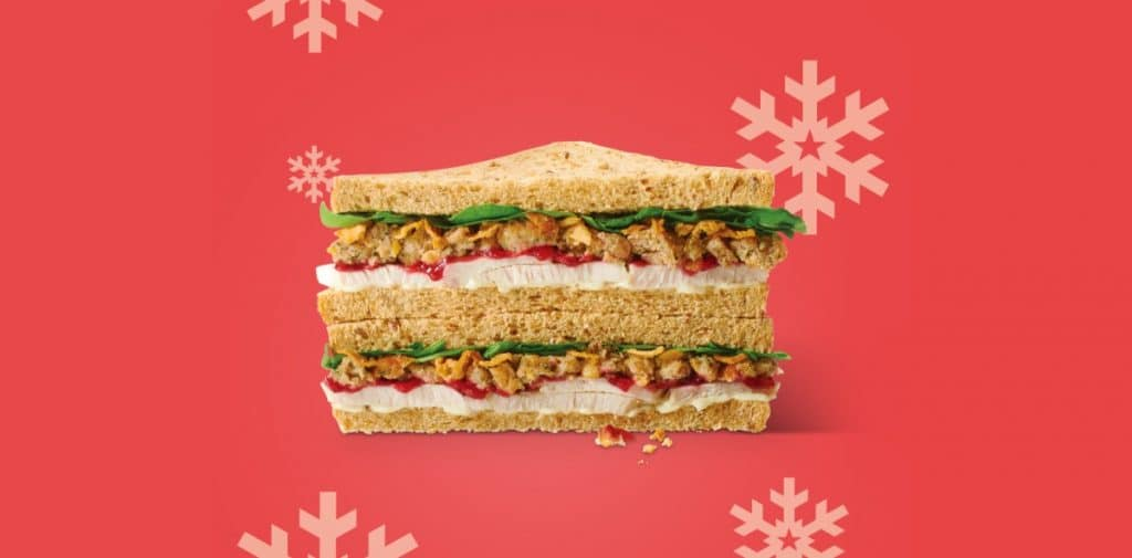 Pret is bringing back its Christmas sandwich in July