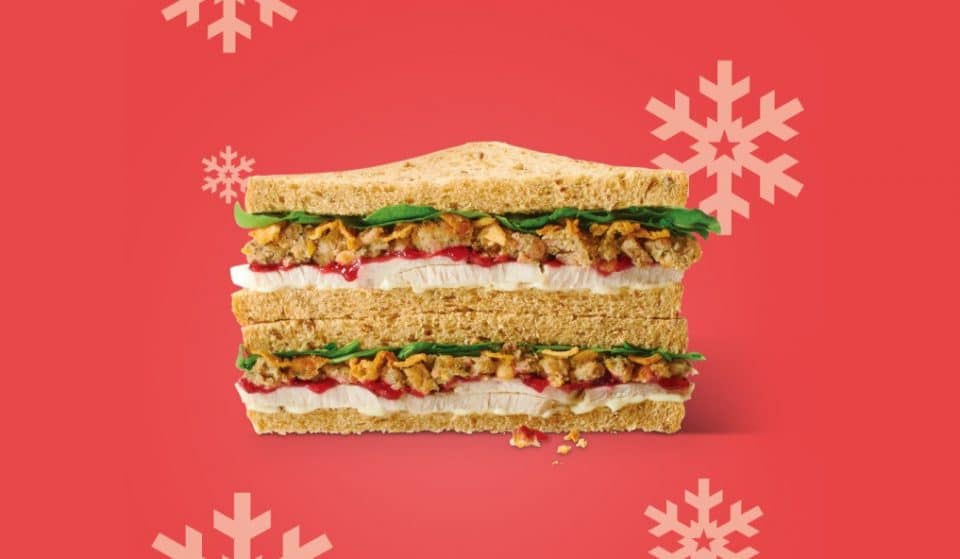 Pret Is Bringing Back Its Popular Christmas Sandwich For A Limited Time… In July