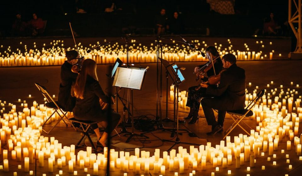 Celebrate The Best of Bond At This Stunning Candlelight Concert