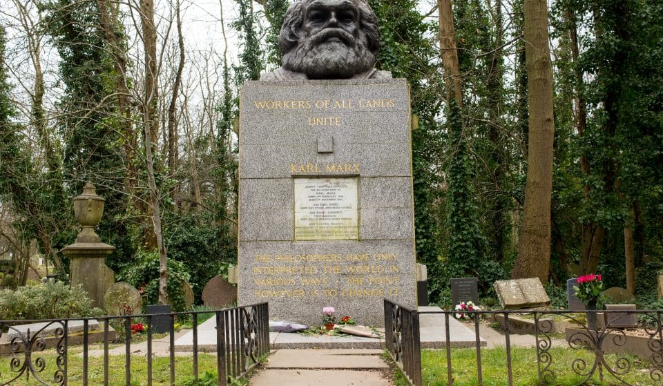 Highgate Cemetery Is About To Receive A Brand New Makeover