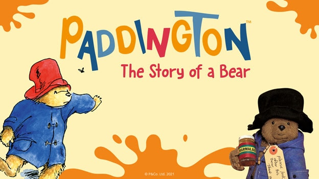 a paddington bear exhibition has arrived in London