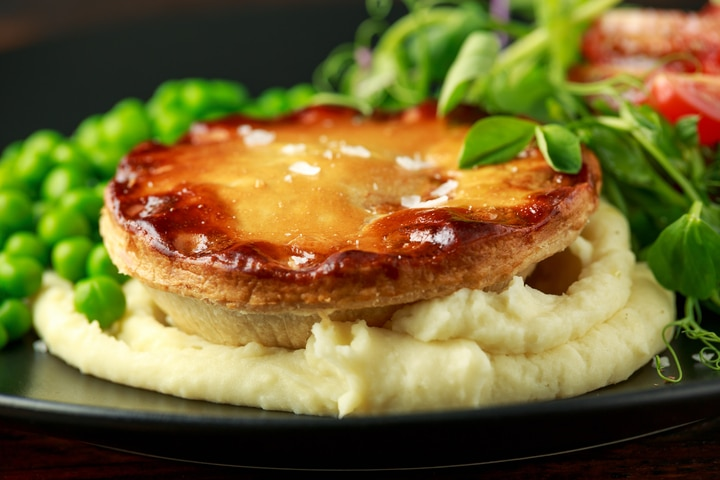A Bottomless Pie And Mash Brunch Is Coming To London This Autumn