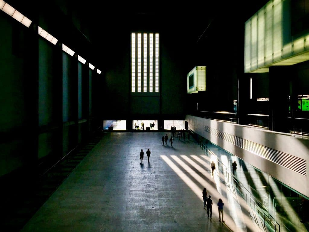 you can get vaccinated at tate modern on July 16