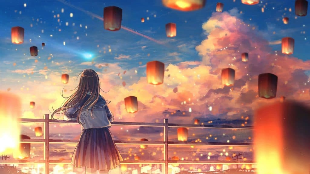 A Magical Anime-Themed Candlelight Concert Is Coming To Guildhall Yard