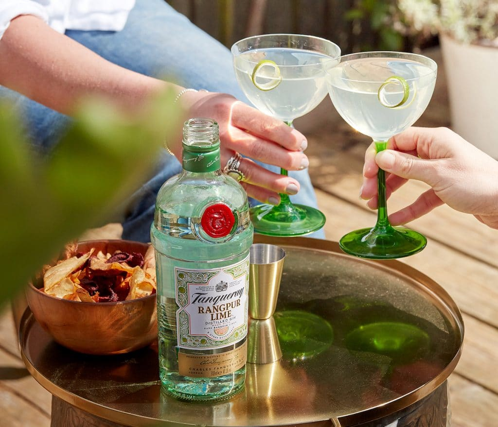 tanqueray summer cocktails