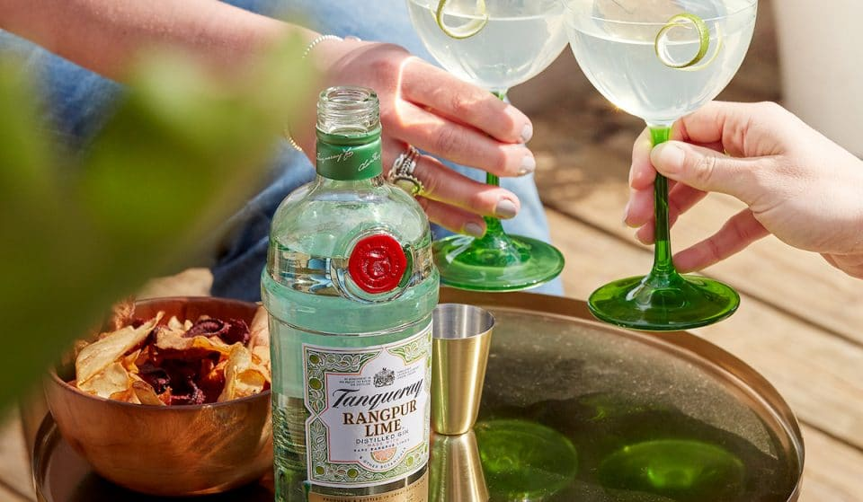 3 Deliciously Zesty Tanqueray Rangpur Lime Cocktails To Enjoy At Home This Summer