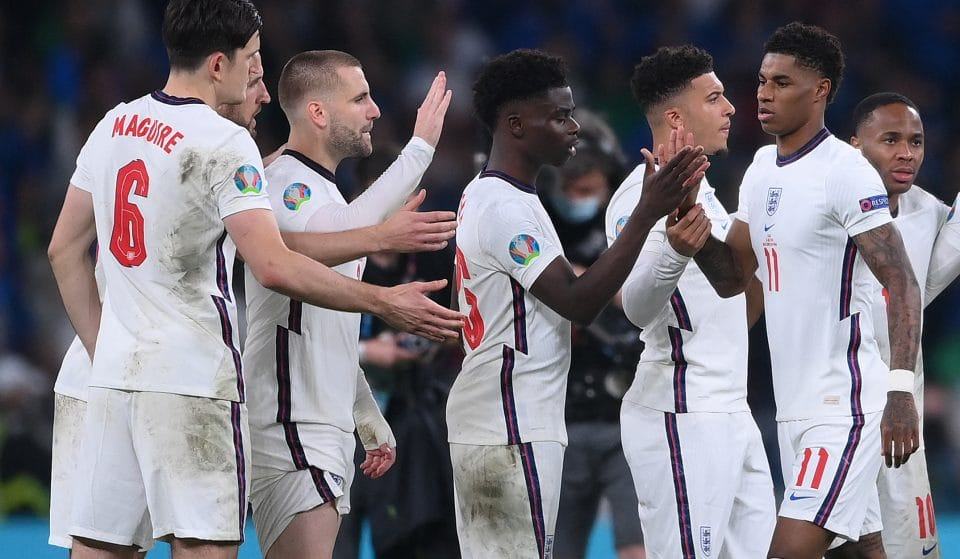 England's Euro 2020 Stars Will Be Awarded The Freedom Of Their London Boroughs