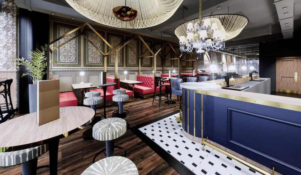 A Monopoly-Inspired Restaurant And Cocktail Bar Will Open In London Next Month