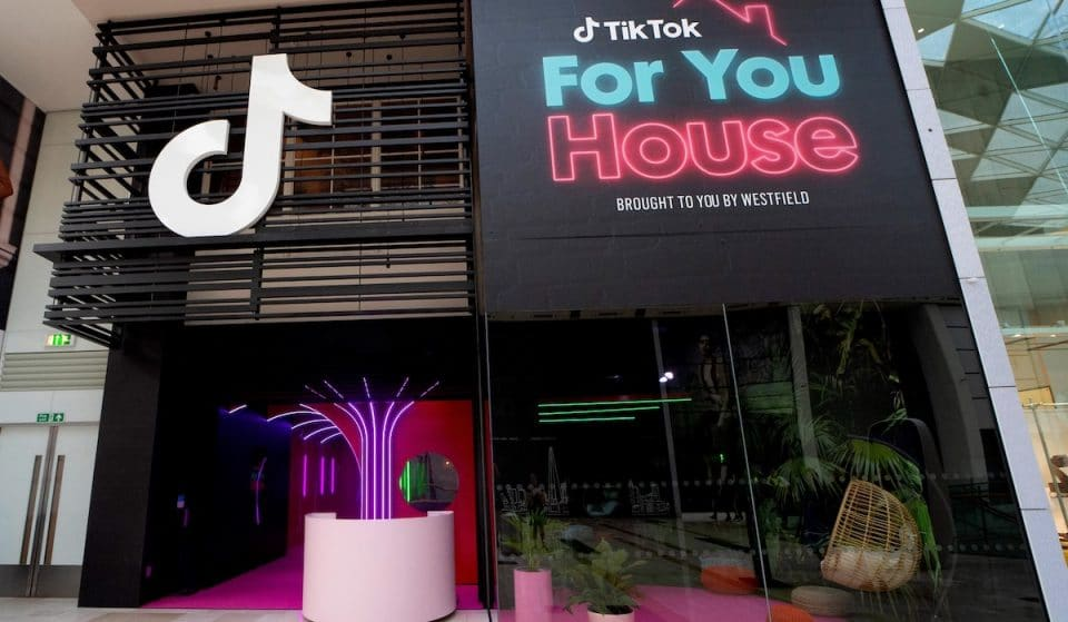 Become A Viral Sensation At The TikTok 'For You' House, Brought To You By Westfield
