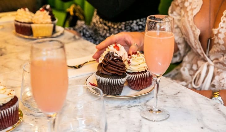 London's New Bottomless Brunch Features Drag Queens, Cupcakes, And Cocktails