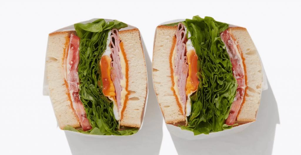 Secret Sandwich Shop