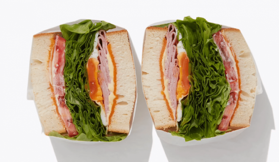 The Hidden Notting Hill Store With The Picture-Perfect Sarnies • Secret Sandwich Shop