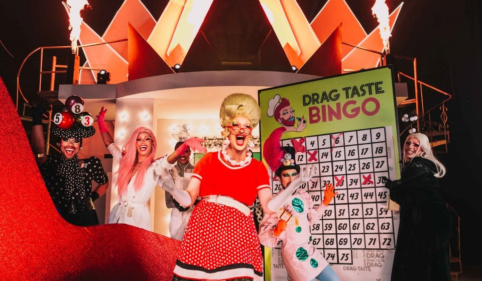 This Incredible Bingo Night Is Part Cocktail Class, Part Drag Queen Cabaret