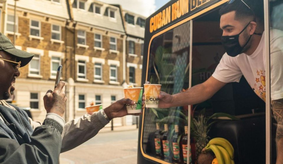 A Havana Club Spiced Cream Van Is Touring The UK This Summer