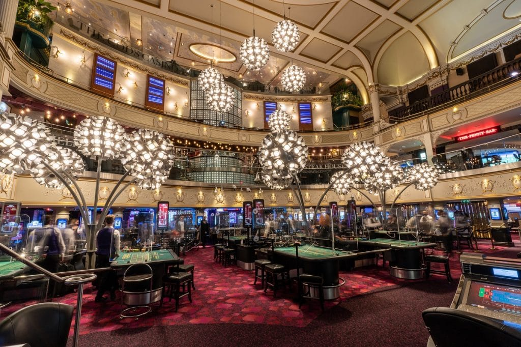 casino staycation leicester square